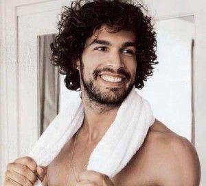 Beste lockige Frisur – Frisur Ideen für Männer