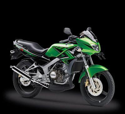 Pin Di Harga Dan Modifikasi Motor Kawasaki Ninja