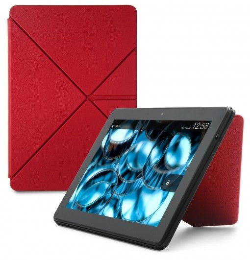 14 Off On Amazon Kindle Fire Hdx 8 9 Standing Leather Origami