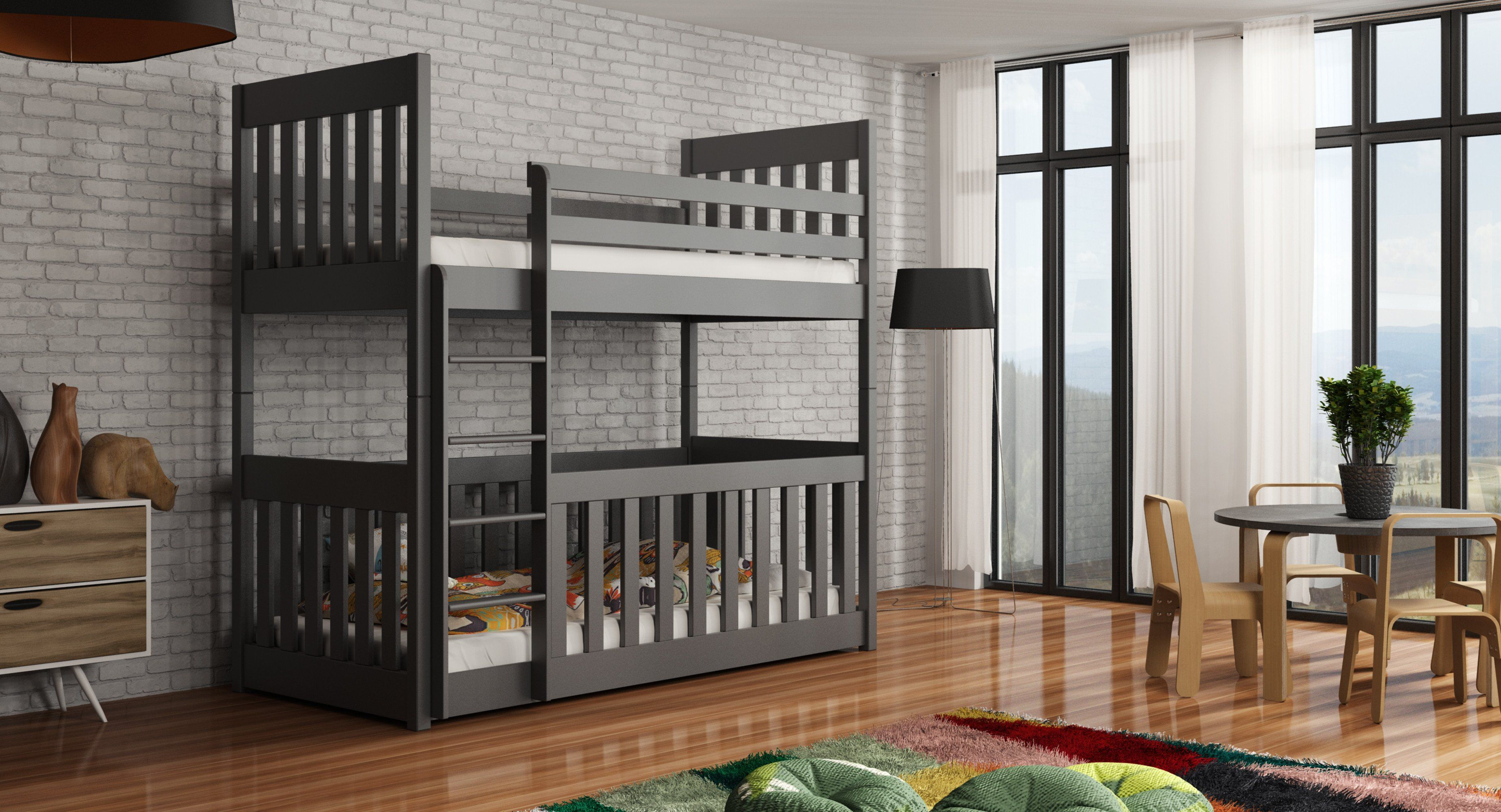 Best Wooden Bunk Bed Cris With Cot Bed Wooden Bunk Beds Bunk 400 x 300