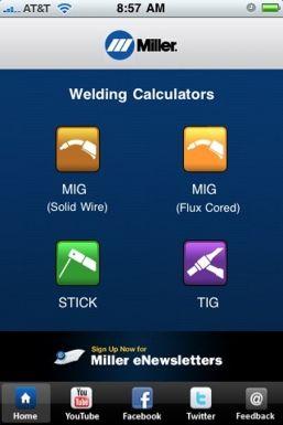 tig welding app - Google-søk