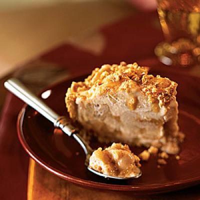 Apple and Ice Cream Pie