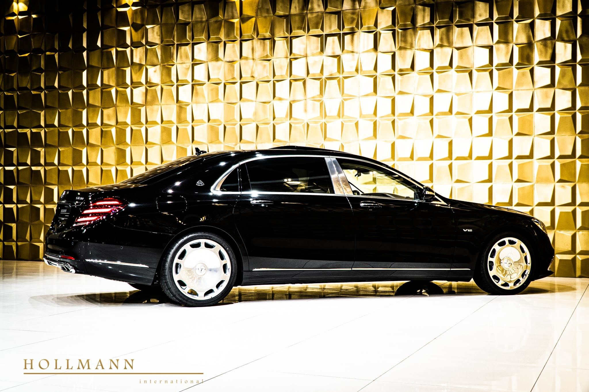 Photo of Mercedes-Maybach S 650 – Hollmann International – Germany