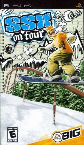 Ssx On Tour Psp Video Games Pc Games