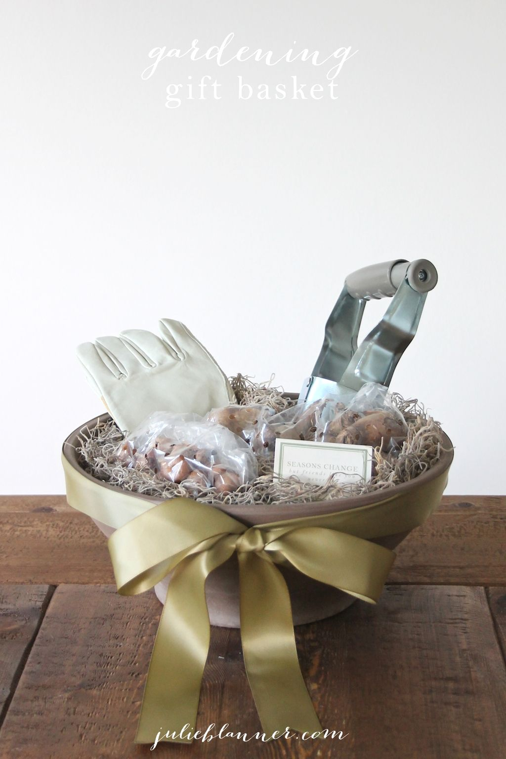 Give new homeowners the  of  beautiful spring with thoughtful gardening housewarming basket also rh in pinterest