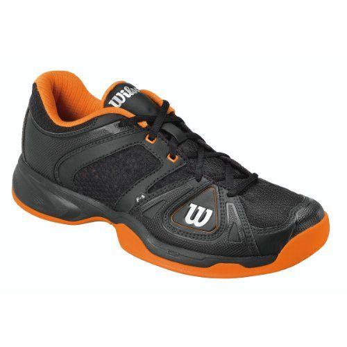 quality design 6077c 10ac9 Wilson  13 Men s Stance Elite Tennis Shoe (Black Orange) « ShoeAdd.com –  More Shoes For You Every Day