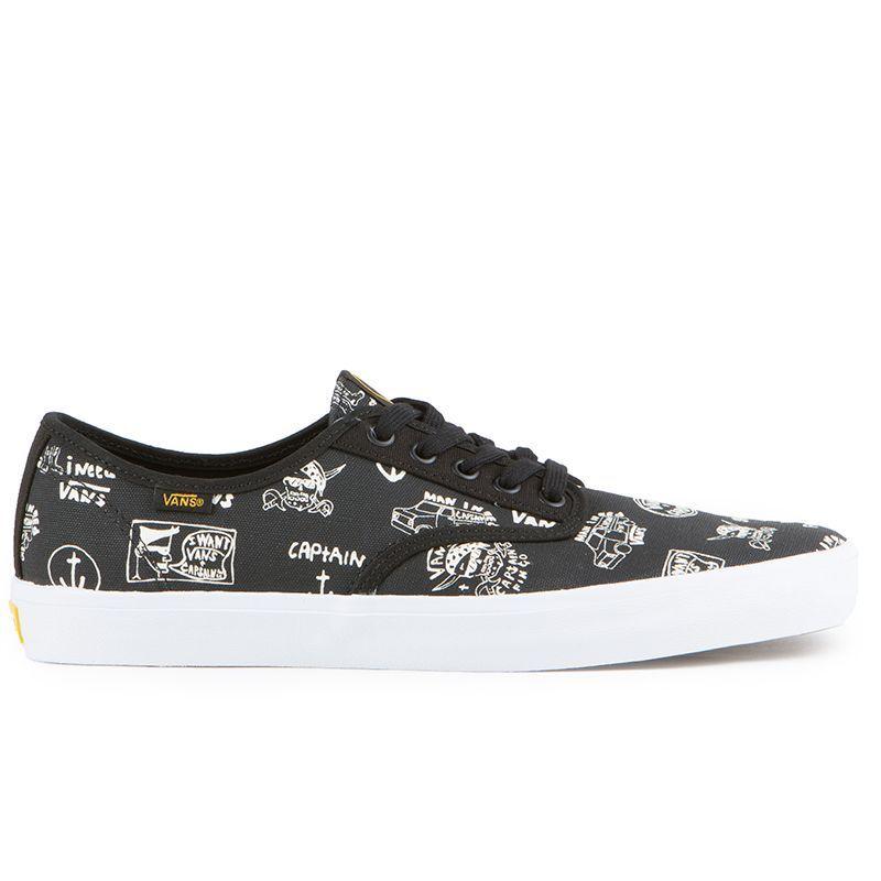 Vans Surf Aldrich SF Mens Shoes