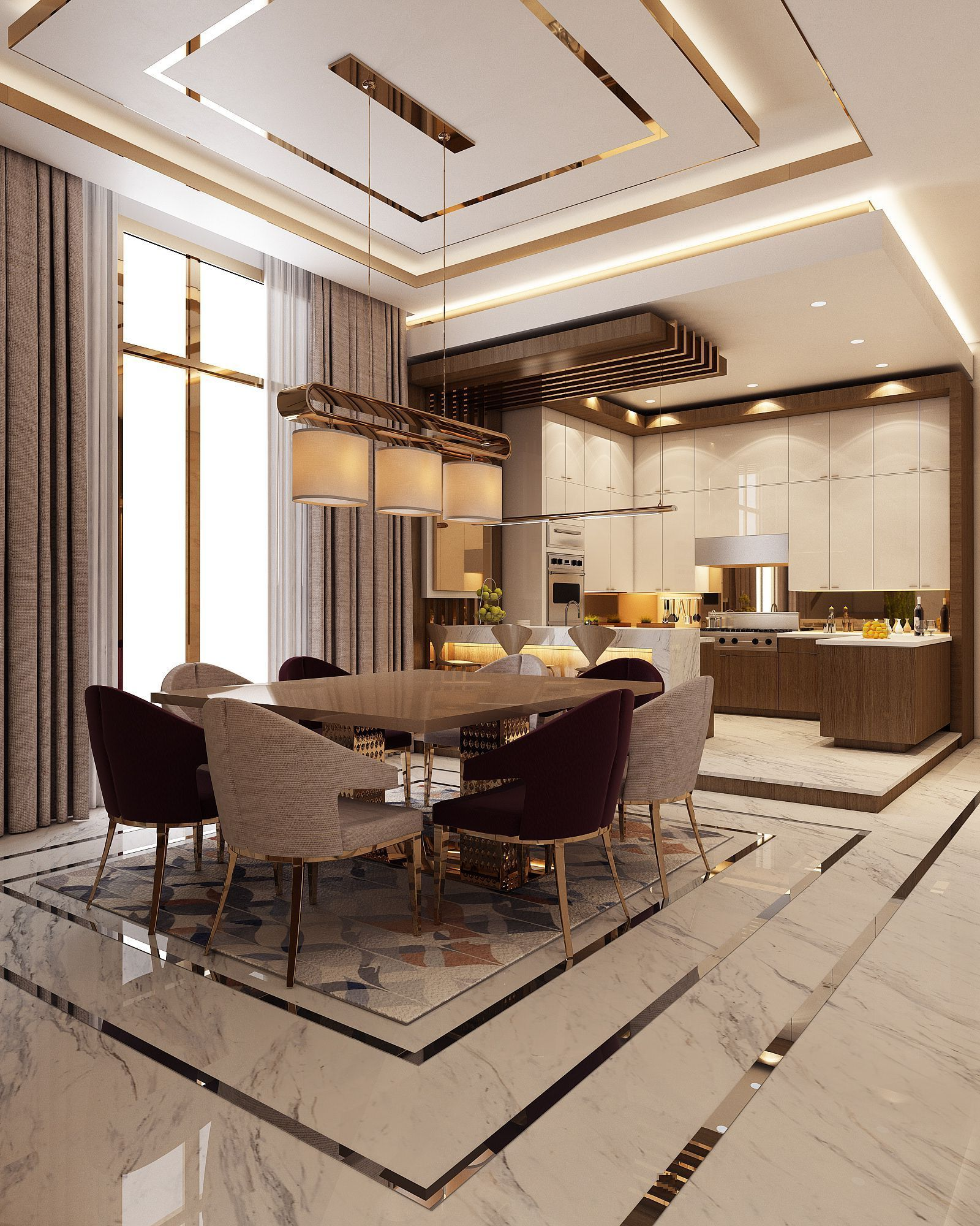 Ceiling Designs For Your Living Room Decor Around The Worl