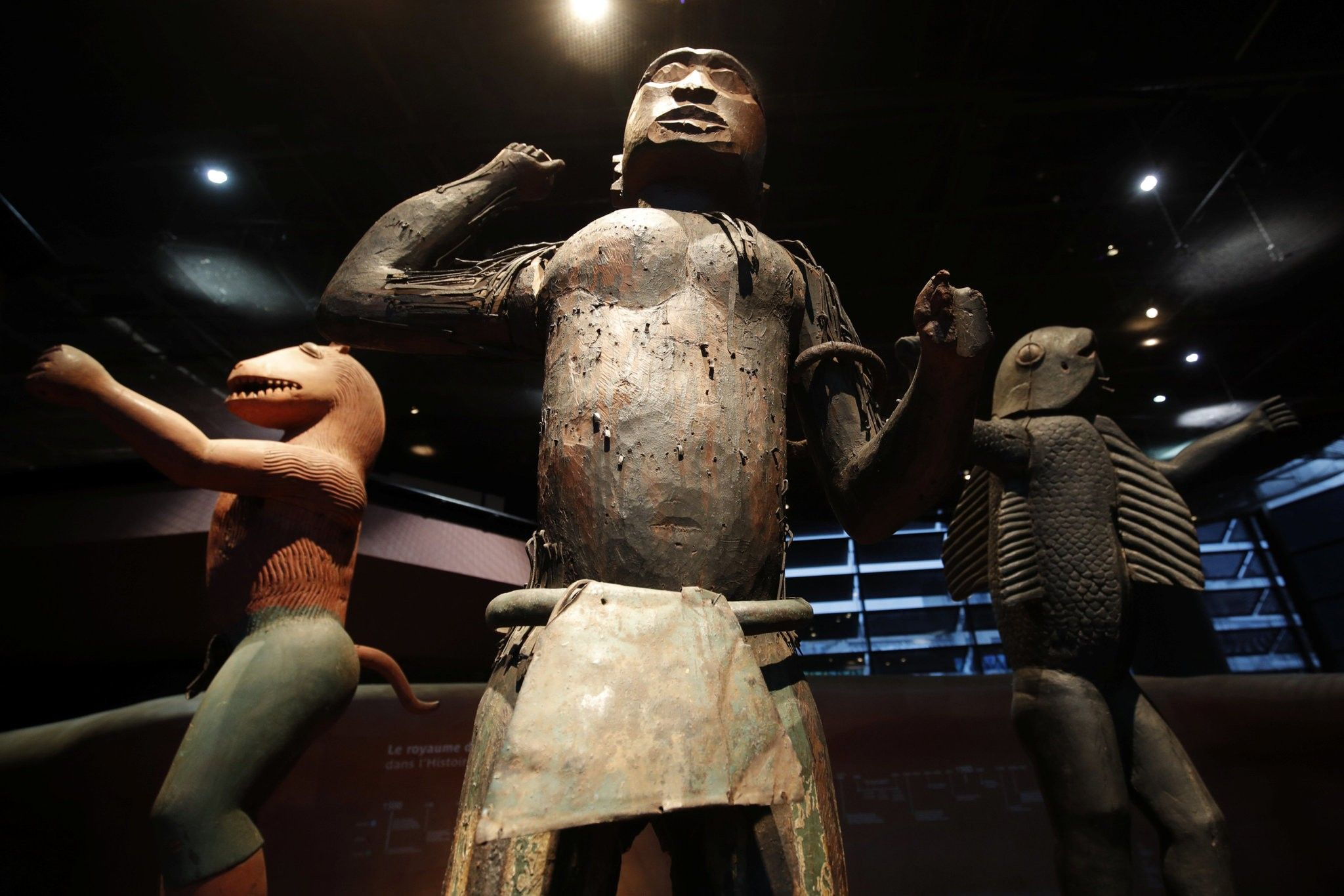 Return of African Artifacts Sets a Tricky Precedent for