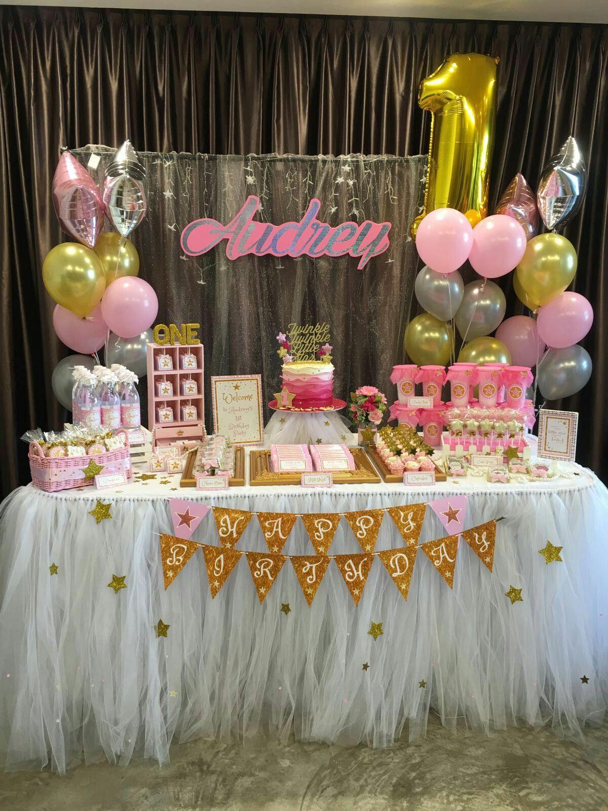 Twinkle Twinkle Little Star Dessert Table Backdrop Star Birthday Party Twinkle Twinkle Little Star Twinkle Twinkle