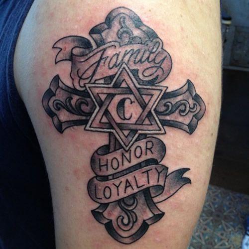 Family Tattoo Ideas Buscar Con Google: Tatuajes En El Hombro Para Hombres Dragones