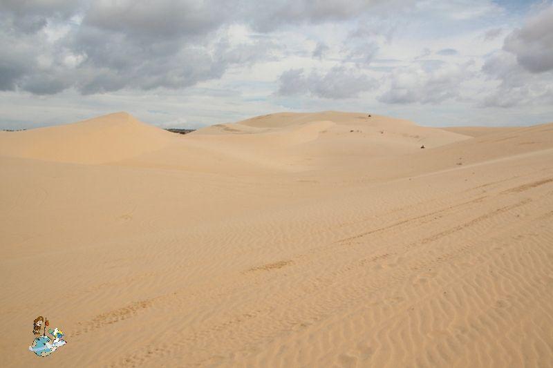 Muine Whitesand Dunes (Vietnam)