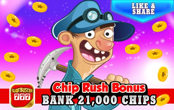 ☆☆☆ Chip Rush Bonus ☆☆☆ Your Chips Are Ready > https://apps.facebook.com/slotbuster?utm_source=fanpage&utm_medium=ChipRushBonus&utm_campaign=9012015&bonusPackId=12363 < Collect Now #slotgames