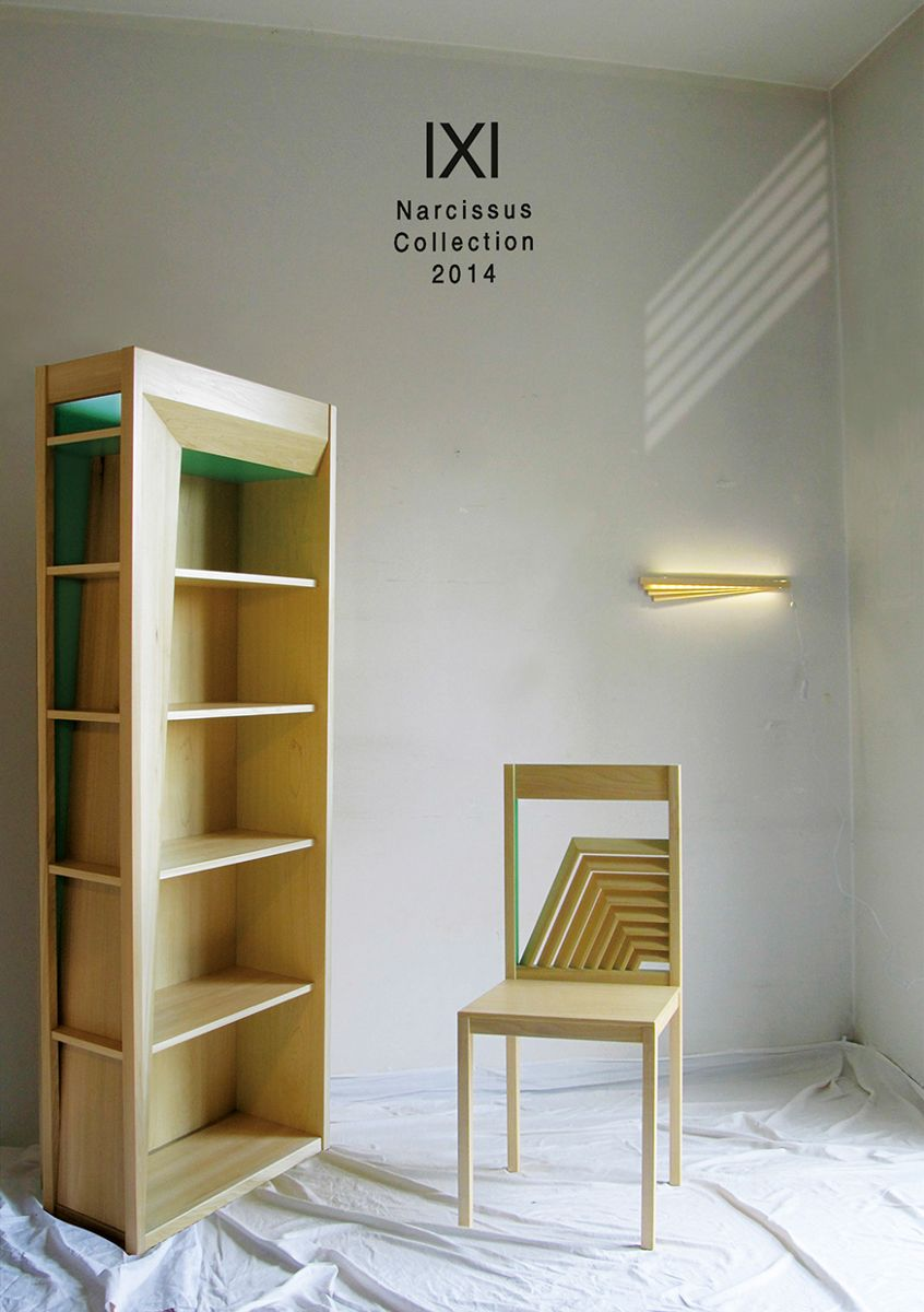 A Furniture Collection Inspired By Narcissim Furniture  # Meble Narcisse