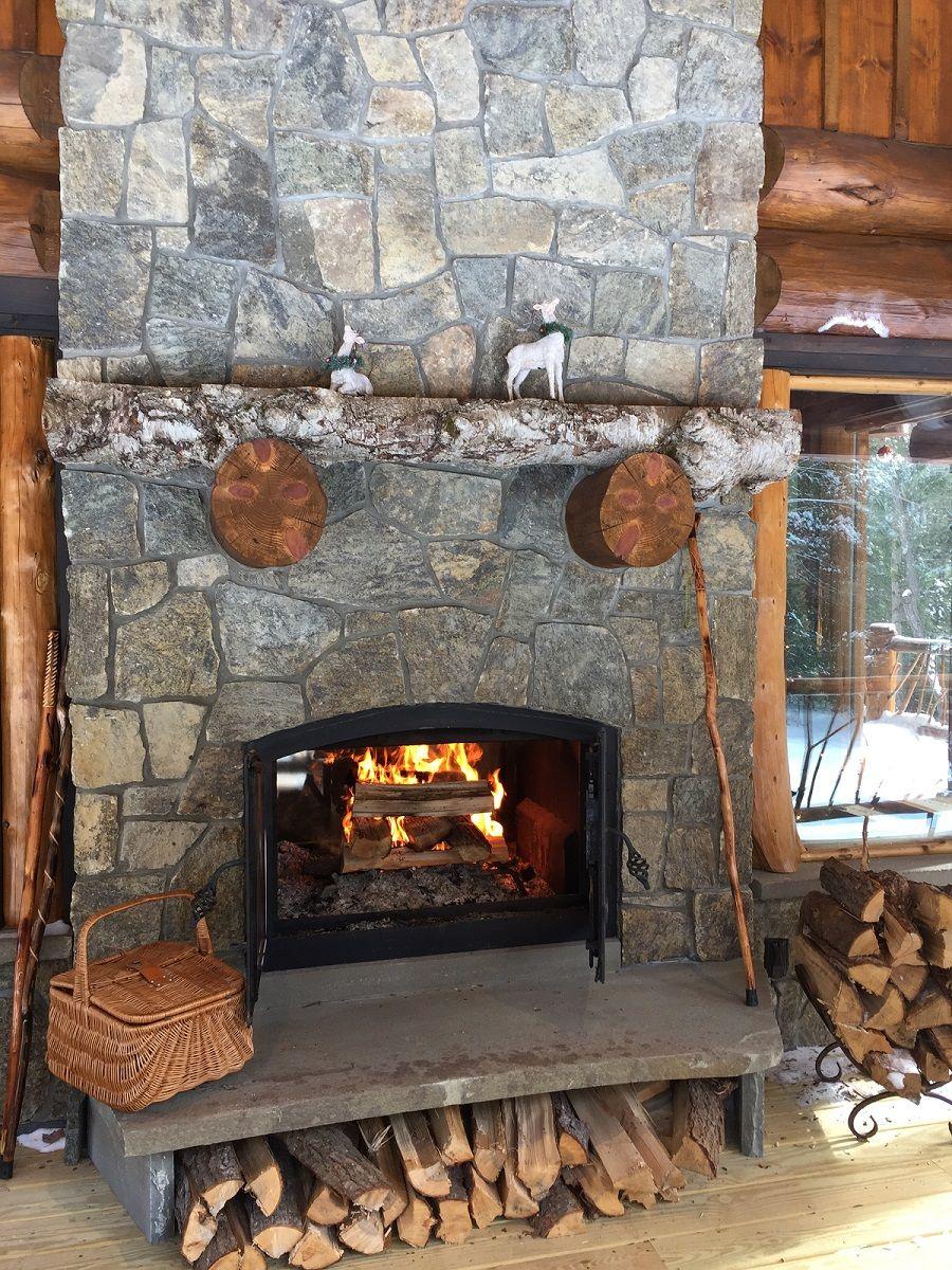 Hearthroom Wood Burning Fireplaces | Indoor outdoor ...
