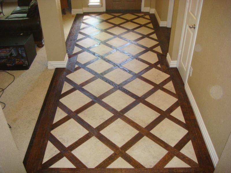 14 best ideas about flooring on pinterest ceramics glazed ceramic and foyers - Wood Tile Flooring