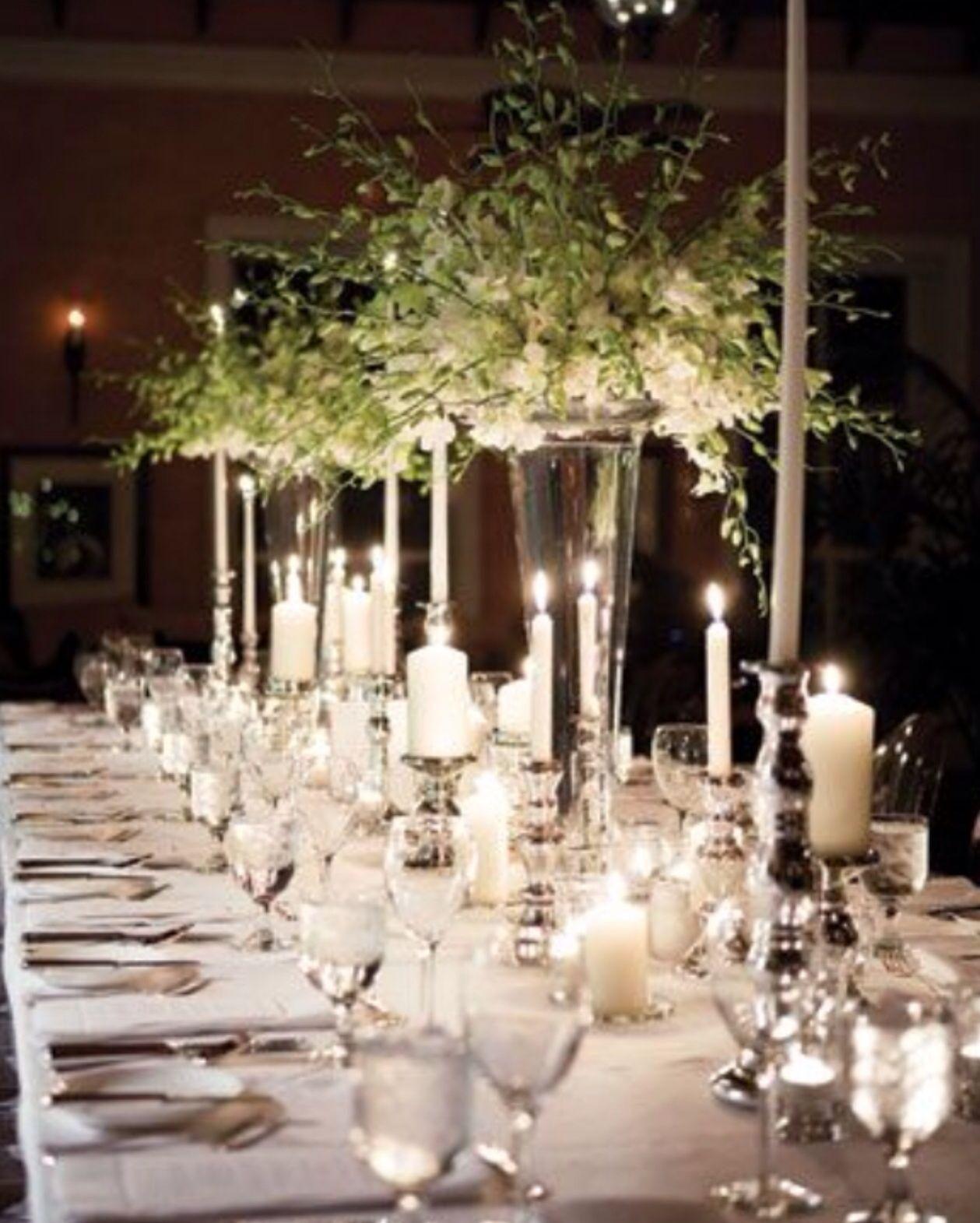 Black and white wedding decor ideas  More formal  Deko  Pinterest  Wedding