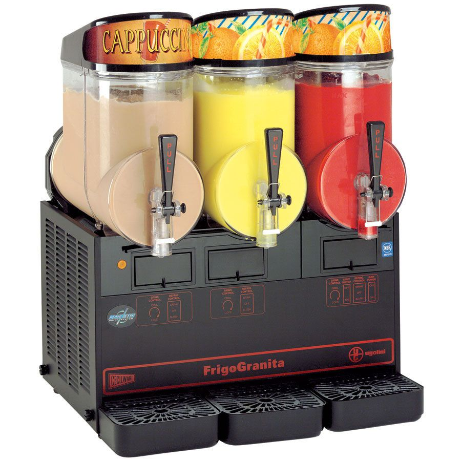 Turn your counter into profits this summer with frozen drink machines! | Drinks  machine, Slushies, Drink dispenser