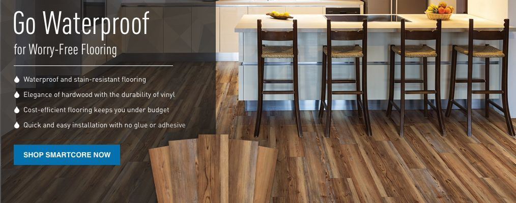 Go Waterproof For Worry Free Flooring That S Stain Resistant