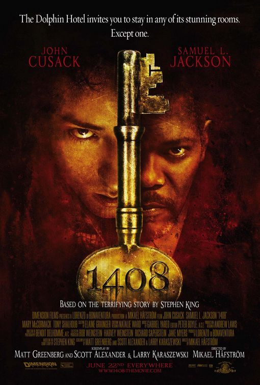 1408 This Is Such An Amazing Movie I M A Fan Of Films That