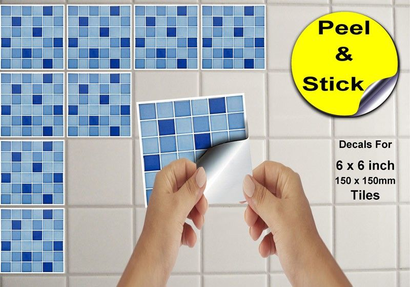 mosaic tile stickers tile stickers stick on tile tile mosaic