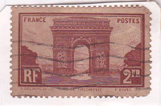 Perangko Lama France.