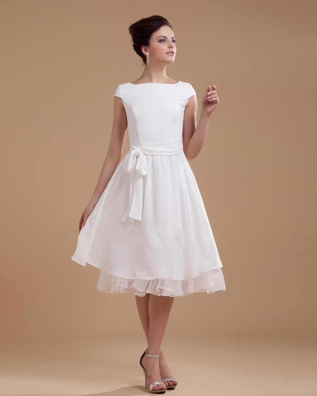 20 Cool Short Wedding Dresses