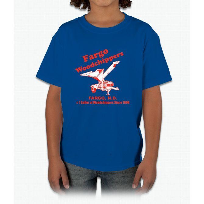 Fargo Woodchippers Young T-Shirt
