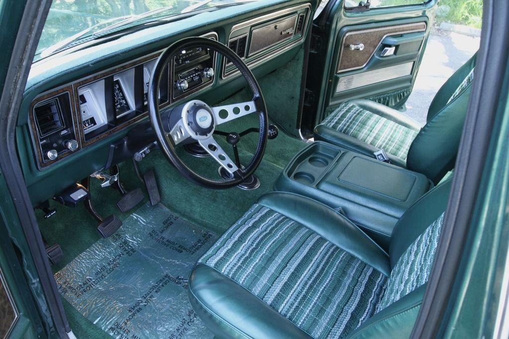 Super Sharp All Original 1979 Ford Bronco Ranger Xlt 1979 Ford Bronco Ford Bronco Ford Pickup Trucks