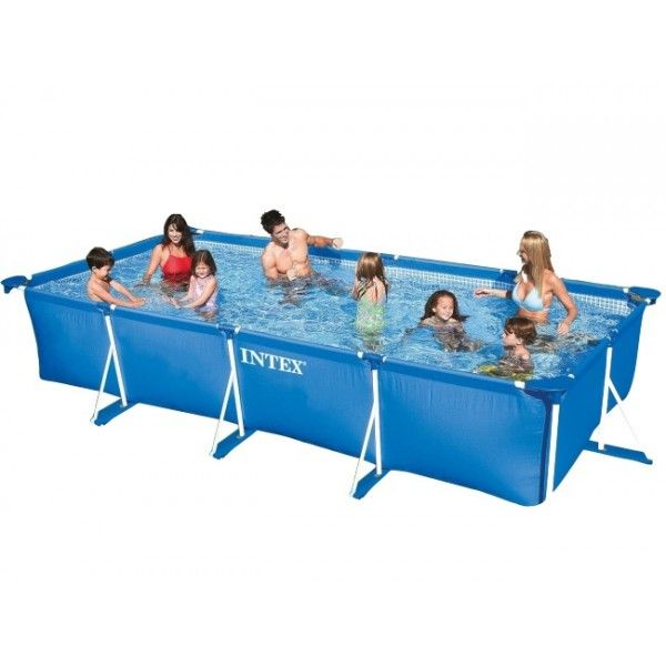 Intex Rectangle Pool Intex14 Rectangle Pool Intex Intex Pool