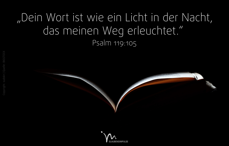 Gottes Wort Ist Wie Licht In Der Nacht Text