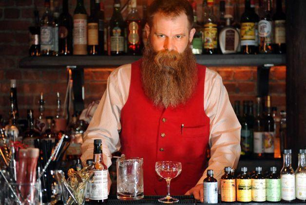 Hot bartender in Albany, NY | Beard, Beard care, Varsity ...