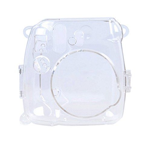 Crystal Clear Waterproof Plastic Cover With Strap For Fuji Instax Mini 8 Camera Freaks Fuji Instax Mini 8 Instax Mini 8 Instax Mini