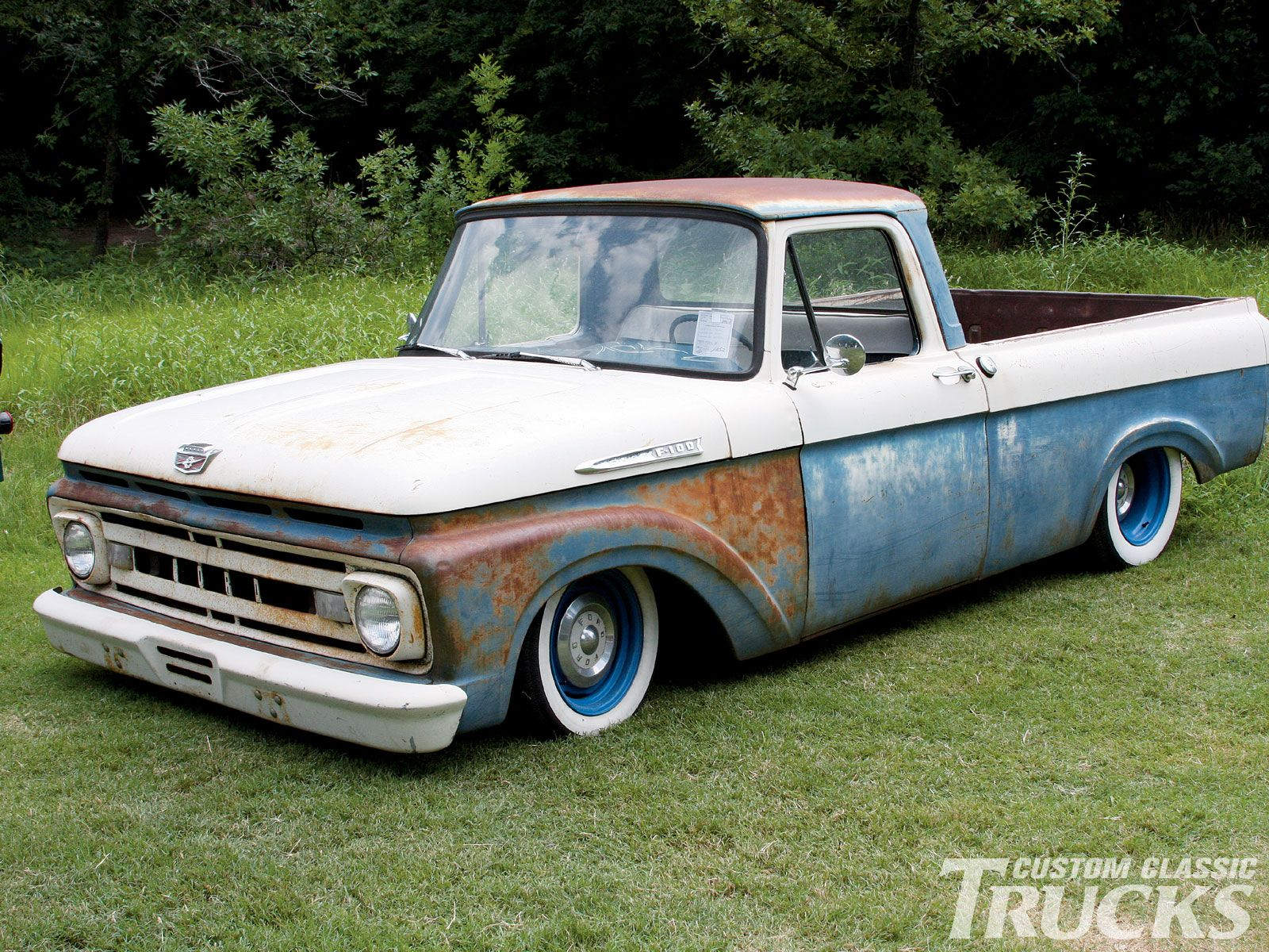 Ford F 100 Pickup With Images