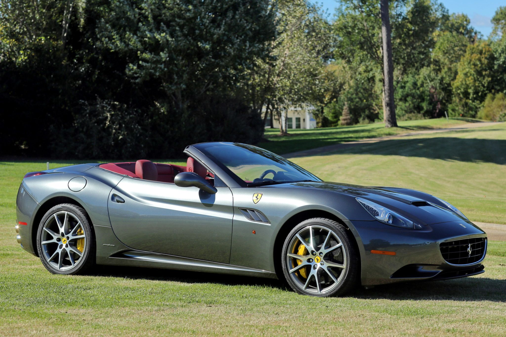 10k Mile 2010 Ferrari California 2 2 Ferrari California Ferrari California