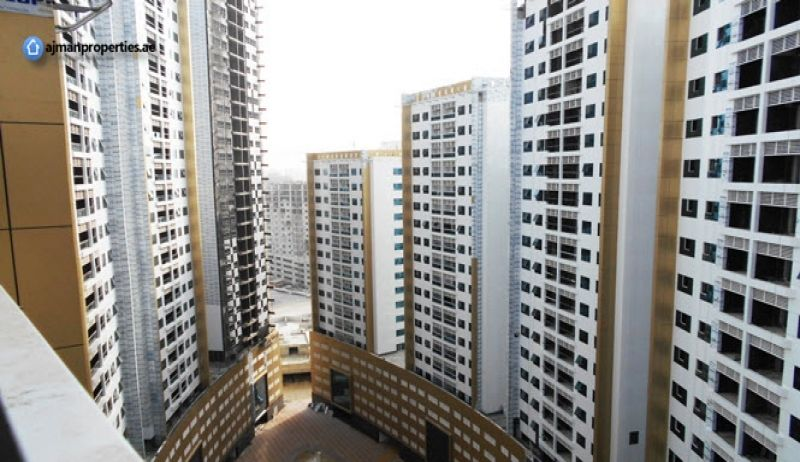 Brand new one bedroom apartment for rent in ajman pearl