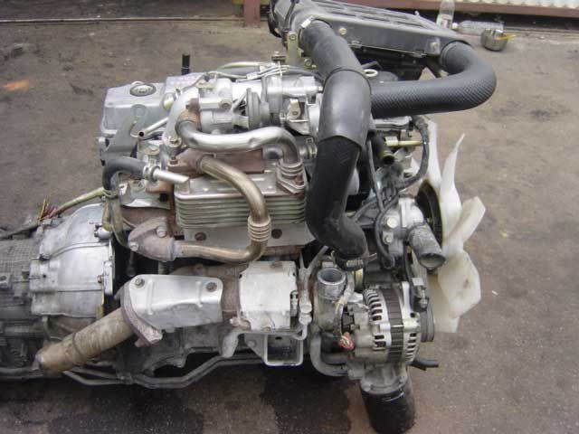 Used Car Engines >> Used Mitsubishi Pajero Engine In Harare Stock Fits In