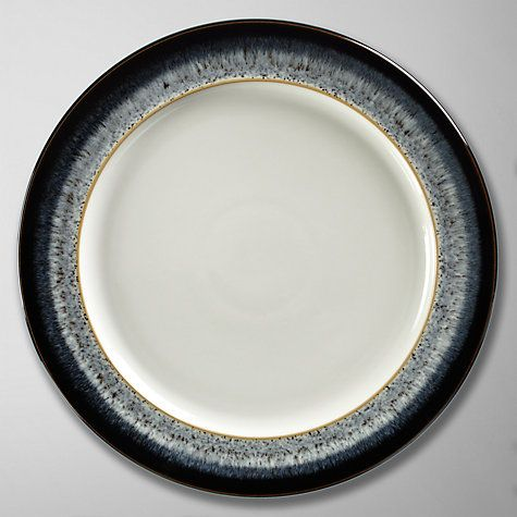 Buy Denby Halo Dinner Plate Dia.27cm Multi Online at johnlewis.com & Denby Halo Dinner Plate Dia.28cm | John lewis and Ranges