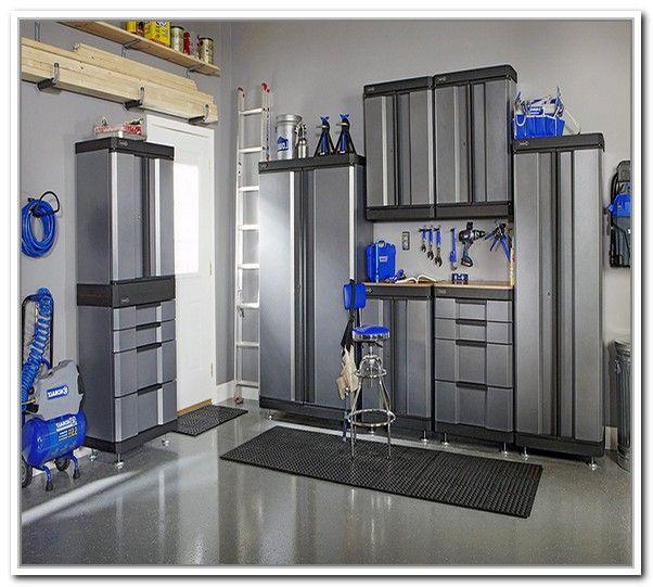 Kobalt Garage Storage Cabinet Best With