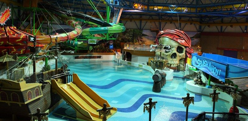 The Metrodome Leisure Complex, in the heart of Barnsley is