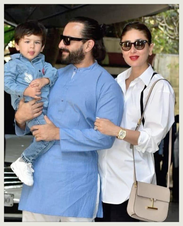 Kareena Kapoor Khan On Instagram Familylunch Indian Bollywood Actress Bollywood Couples Kareena Kapoor Khan