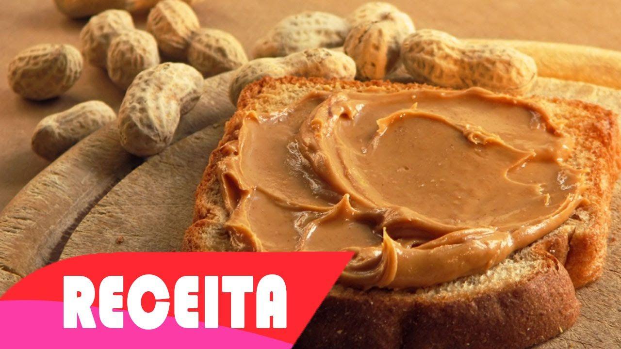 Cozinha Fitness - Pasta de Amendoim (receita) by Fabio Tiger