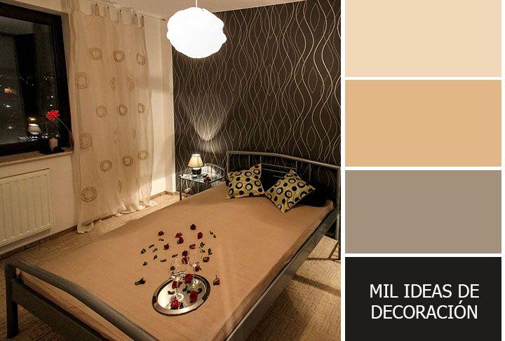 40 Magnificas Combinaciones De Colores Para Pintar El Dormitorio Colores Para Dormitorio Paletas De Colores Para Dormitorio Colores Para Sala