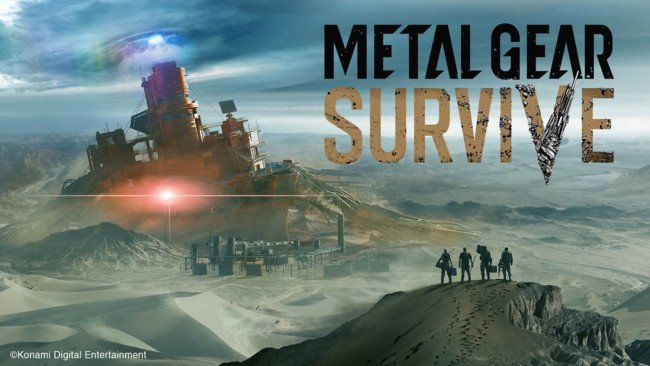 Metal Gear Survive no es lo que esperábamos. O sí https://t.co/Pb7BYE9XOG https://t.co/uSXqrR0lvm