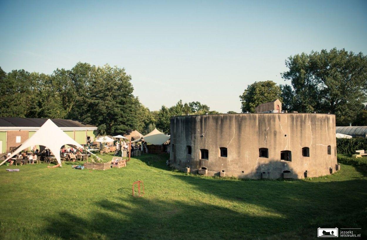 Bijzondere Groepsaccommodaties Accommodaties Voor Groepen Fort Utrecht Holland