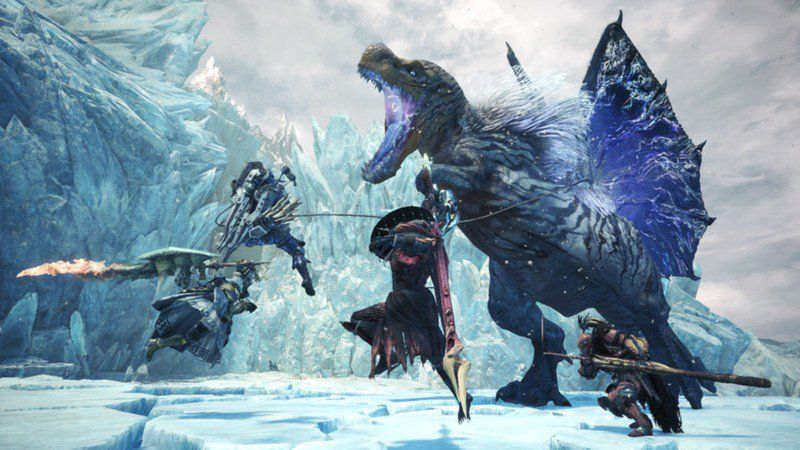 News List of every new monster in Monster Hunter World: Iceborne