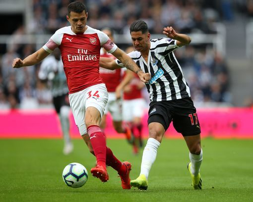 Newcastle 1-2 Arsenal live score and goal updates as Xhaka and Ozil find net for Gunners - Mirror Online