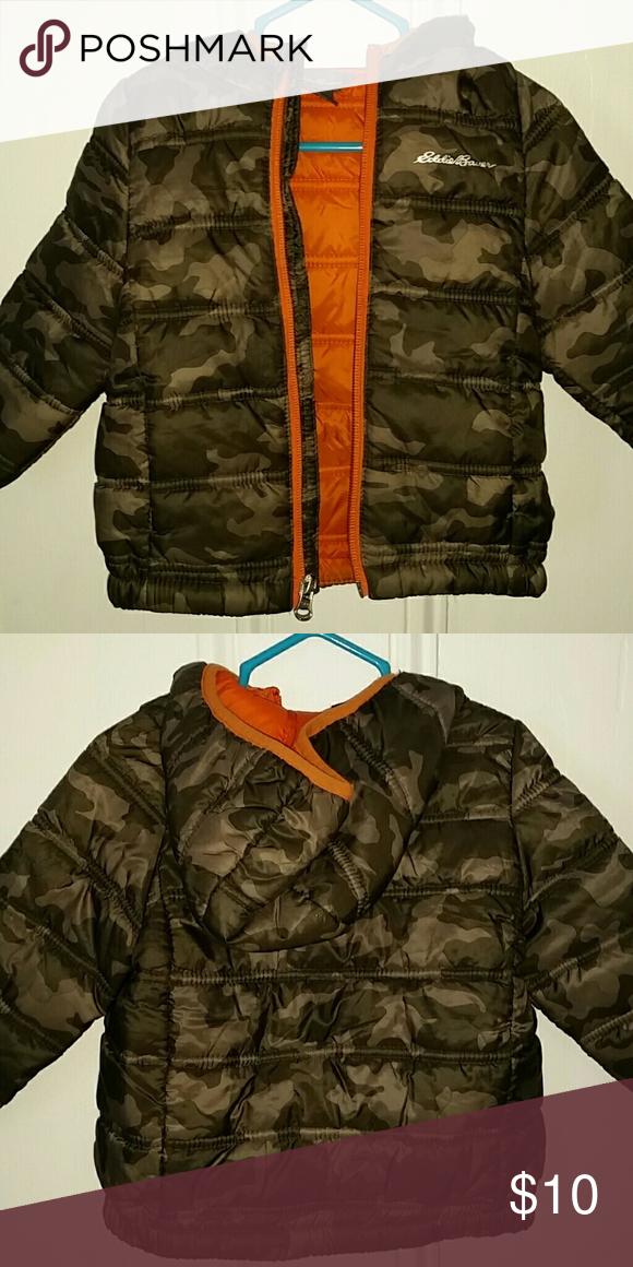 3424b1a25061f Eddie Bauer Camo Jacket Eddie Bauer Camo Jacket Eddie Bauer Jackets & Coats  Puffers