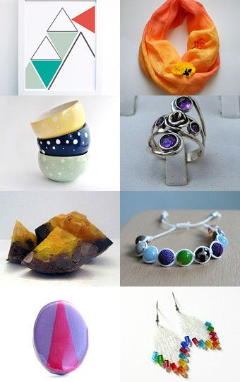 Brighten Your Day by Darin on Etsy--Pinned with TreasuryPin.com