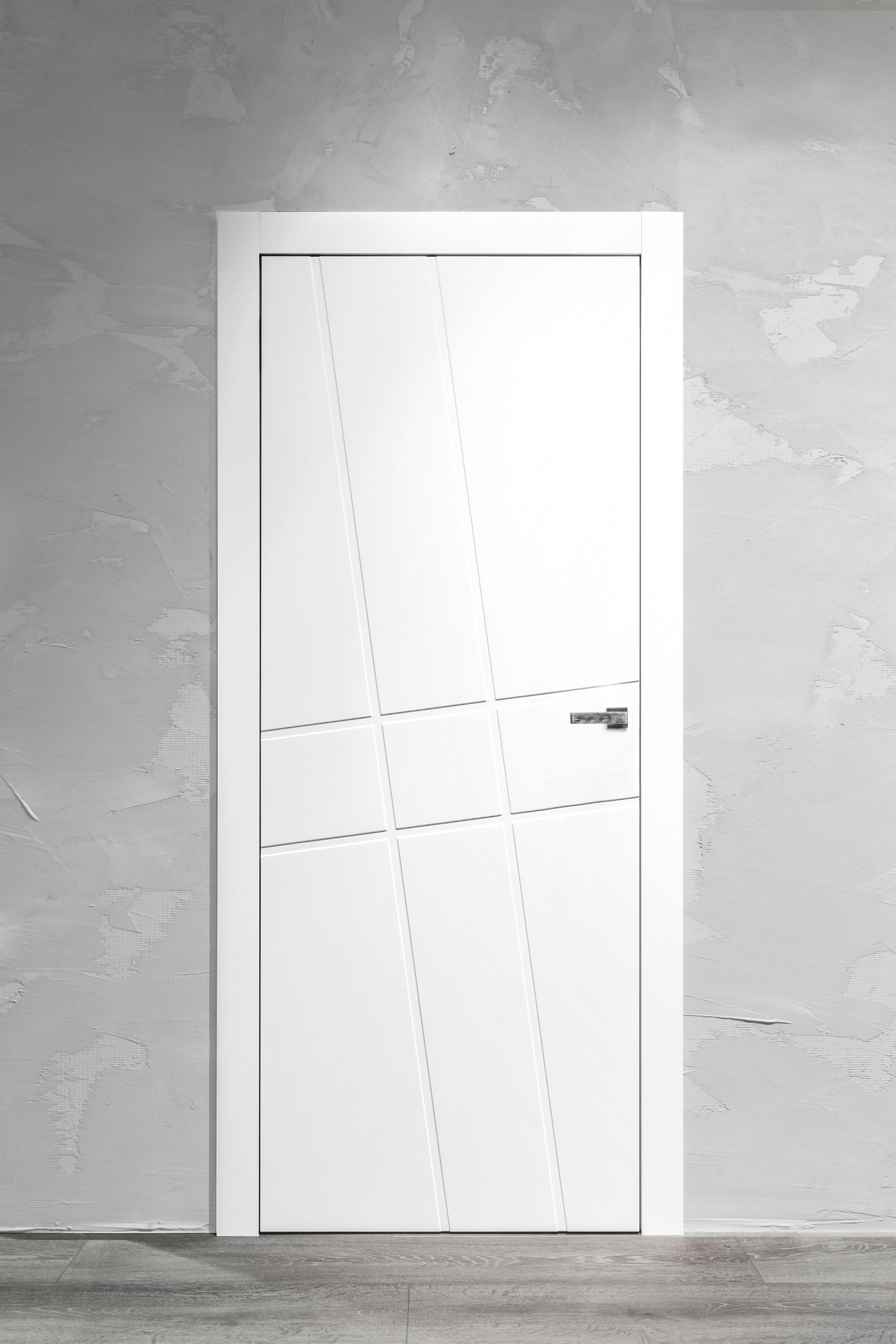 Porta Bianca Moderna.Porta Da Interno Bianca Doors Nel 2019 Porte Interne